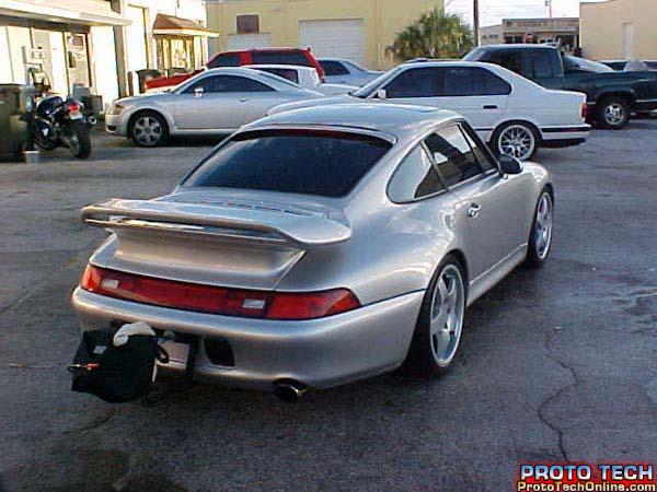 993 Twin Turbo